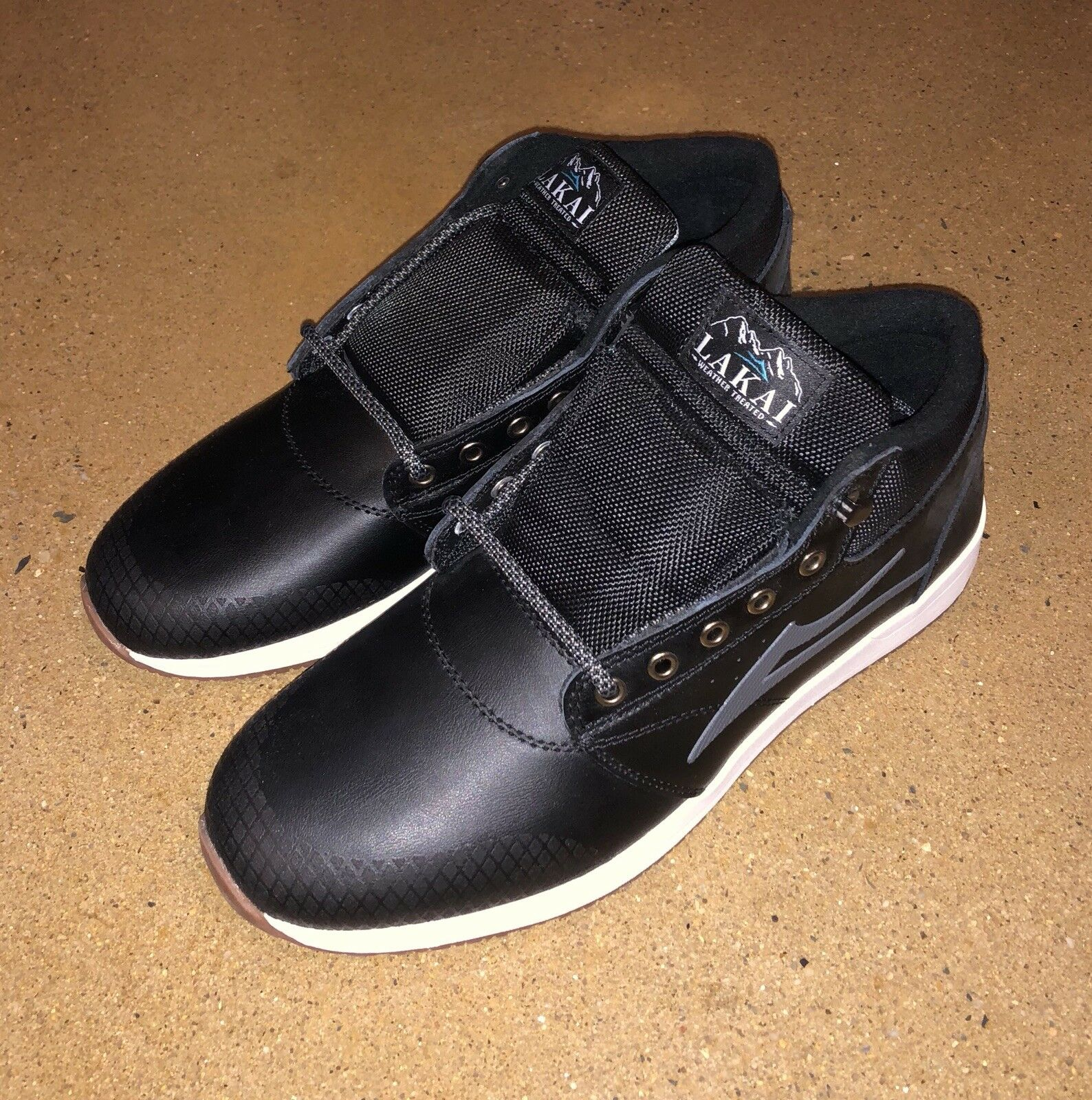 Lakai Griffin Mid WT Size 9 US Uomo Limited Weather Skate Shoes  Weather Limited Treated a2148e