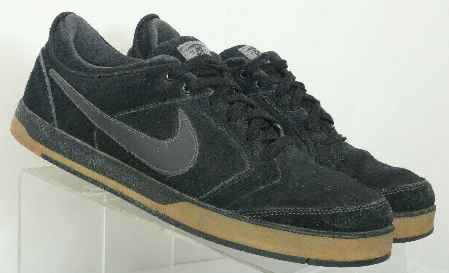 nike 407437-003 sb paul rodriguez struzzo black black black scarpe uomini noi 10,5 | Nuovo  | Gentiluomo/Signora Scarpa  | Uomini/Donne Scarpa  4b428d