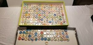 Jello coins MANY RARES!! SPACE CARS NUMBERS PLANES!!  MUST SEE !! LOT OF 225!!!!