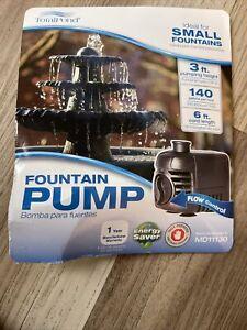 TOTALPOND Fountain Pump 140-GPH