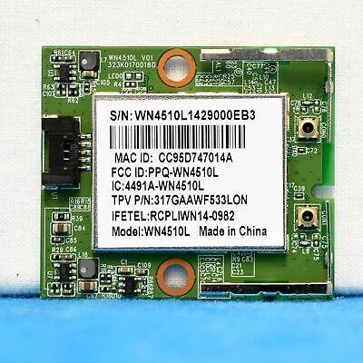 Vizio WN4510L Wifi Module for D50U-D1 TV Accessories & Parts ...