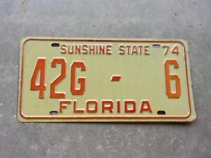 Florida-1974-Matricula-42G-6