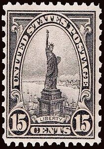 MAGNET US Postage PHOTO MAGNET America 5 Dollars 1923 Issue