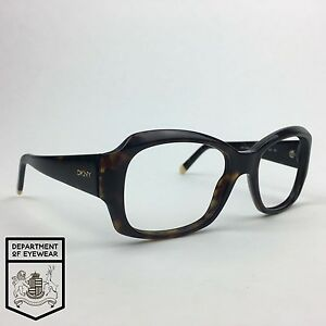 image is loading dkny eyeglass tortoise rectangle frame authentic mod dy - Dkny Eyeglass Frames