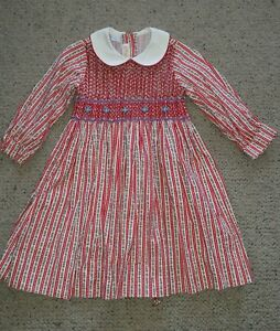 vintage-girls-dress-size-3-made-in-El-Salvador-so-pretty-in-excellent-condition
