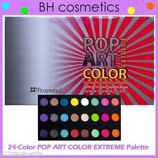 NEW BH Cosmetics POP ART 24-Color EXTREME Eye Shadow Palette FREE SHIPPING BNIB