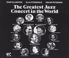 The Greatest Jazz Concert in the World by Duke Ellington/Jazz at the Philharmonic (CD, Dec-1989, 3 Discs, Pablo Records)