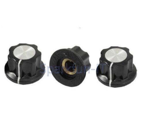 4pcs 27×16mm MF-A03 knob hat Pot Knobs Bakelite Knob Potentiometer Knob Copper