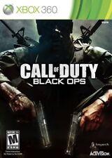 Call of Duty: Black Ops (Microsoft Xbox 360, 2010)