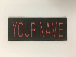 PERSONALISED-CUSTOM-GHOSTBUSTERS-STYLE-NAME-FELT-PATCH-FANCY-DRESS-COSTUME