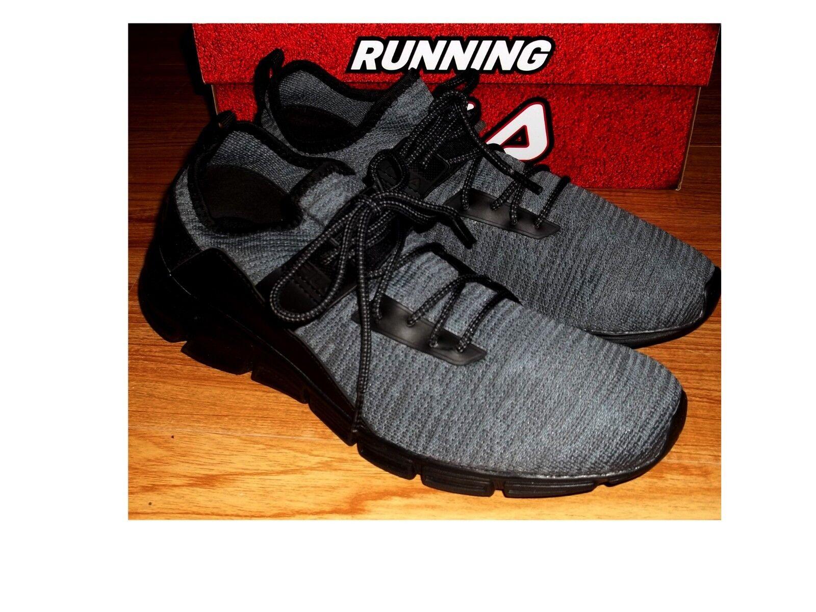 NWB Gray & Black FILA LOMBARDI Running Cross Training Shoes Sz 10   *FREESHIP* Cheap women's shoes women's shoes