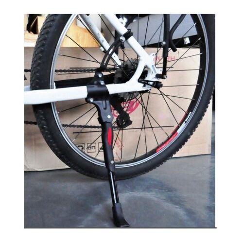 MTB Road Bike Side Kickstand Mountain Bicycle Adjustable Alloy Kick Stand US