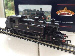 Bachmann-31-450B-BR-Black-2-6-2-Ivatt-Class-2MT-Push-Pull-Tank-Locomotive-41281