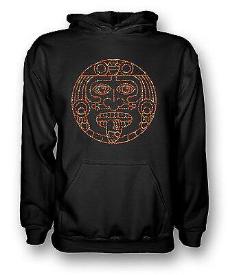 Elephant Aztec Animal Namaste Graphic Men Women Unisex Sweatshirt Hoodie 2355