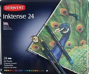 Derwent-Inktense-Pencil-Tin-Of-24-Permanent-colouring-pencils-Ink-like-pigment