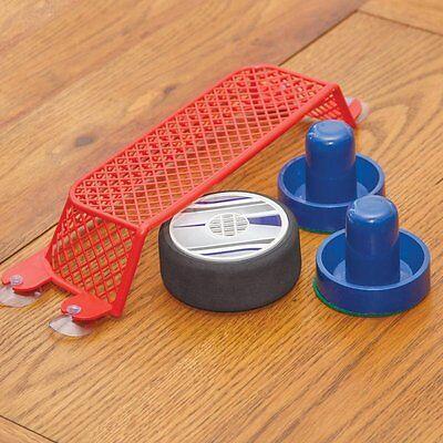 Utile Galleggianti Da Tavolo Air Hockey Game-turn Qualsiasi Tabella Nel Tuo Arena! Giocattolo Di Natale-mostra Il Titolo Originale