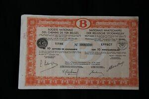 1-Action-Titre-S-N-C-B-Societe-Nationale-des-Chemins-de-fer-Belges-1949-trains