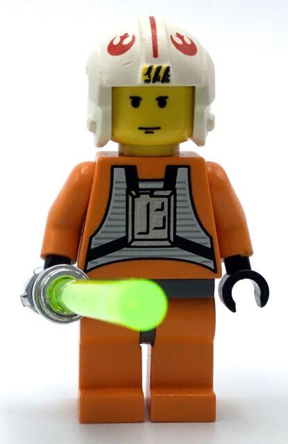 Lego Star Wars Luke Skywalker X Wing Pilot Minifigure For Sale
