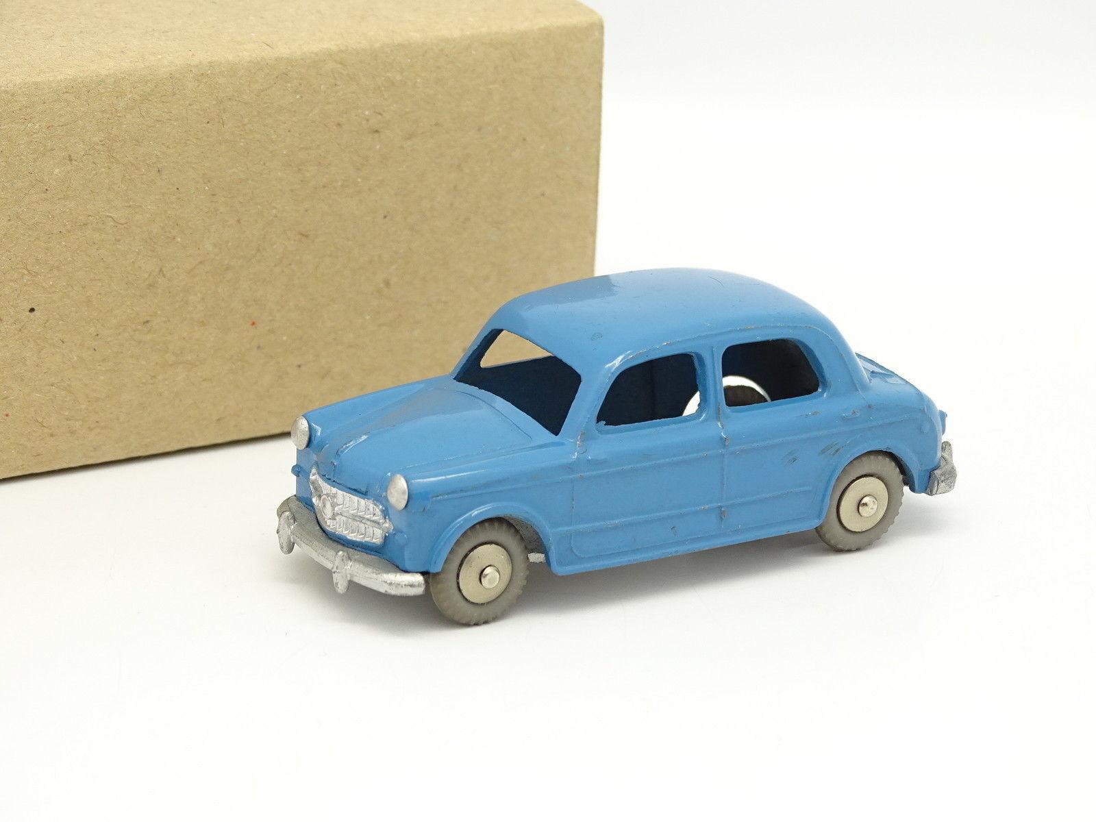 Mercury 1 43 - - - Fiat Nuova 1100 Bleue N°13 7b5b60