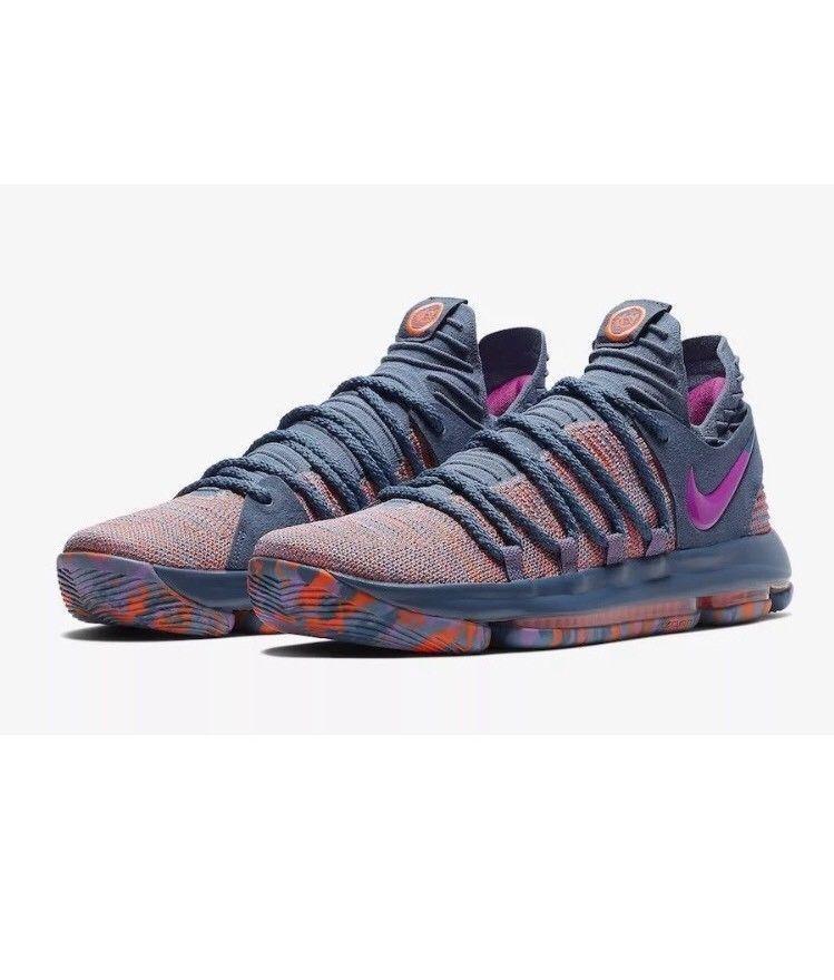 Nike All Zoom KD 10 LMTD All Nike Star hombres es la reducción del precio 897817-400 ocean fog / Fucsia 5ab055