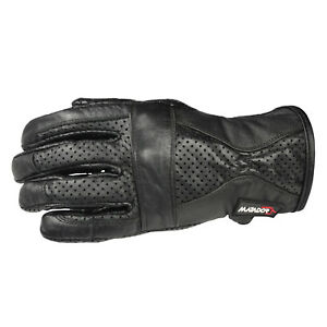 Matador-034-Perfecto-034-Men-s-Leather-Motorcycle-Gloves-great-for-summer