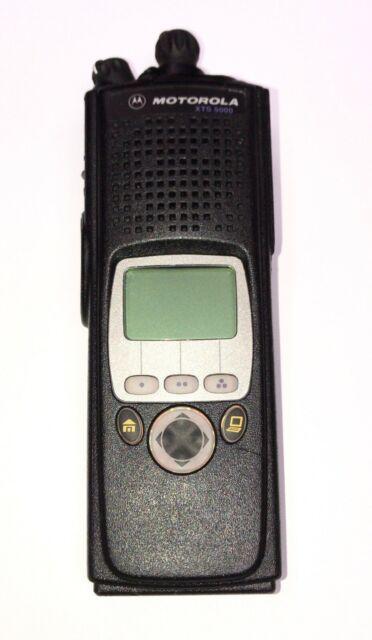 Motorola XTS5000 450-520 MHz UHF Radio H18SDF9PW6AN Flash Code 5000010000026