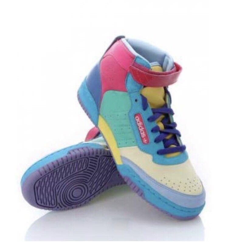 Adidas Grace Mid Funky Retro Multicolour Sports schuhe US 10 9.5-10AUS