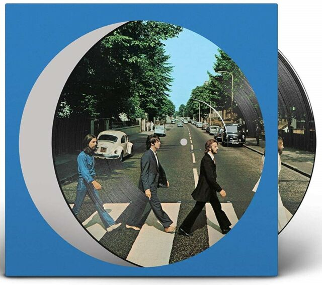 The Beatles ABBEY ROAD (602508048883) Limited Edition NEW VINYL PICTURE DISC LP