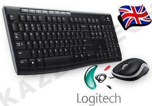 Logitech-MK270-Wireless-UK-QWERTY-KeyBoard-and-Mouse-Desktop-Combo-Set-Black-amp