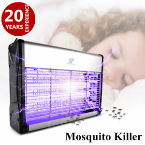 20W-Electronic-Mosquito-Bug-Fly-Pest-killer-light-control-Lamp-Insect-Zapper