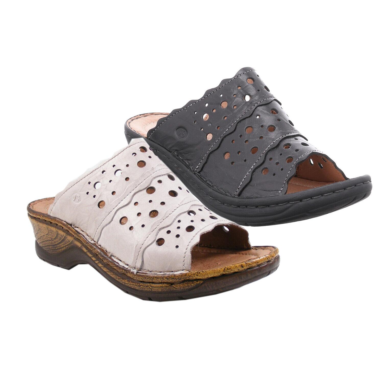 Josef Seibel 56543-61 Catalonia 43 Schuhe Damen Pantoletten Clogs