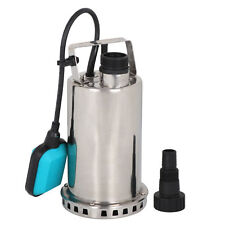 3000gph Portable Stainless Steel Amp Iron Utility Shallow Well Water Pump Outdoor