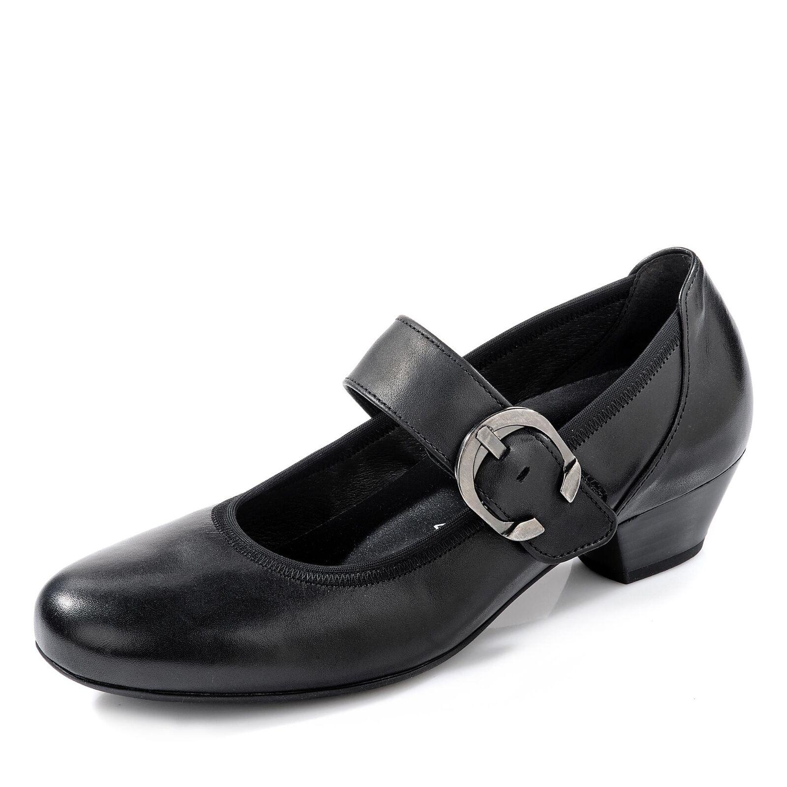 Rieker Damen Slipper Halbschuhe Schlupfschuhe Pantoletten Sommer Schuhe schwarz