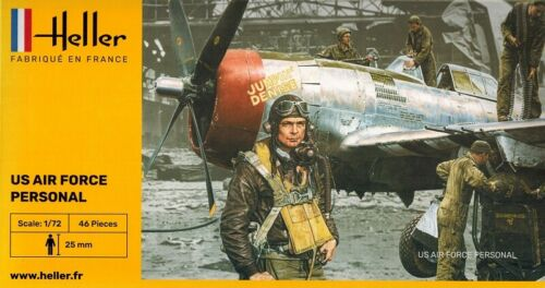 Heller 49648 US Air Force Personal 1:72