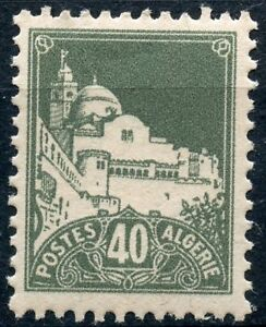 Topical Stamps Timbre Algerie Neuf N° 172 ** Mosquee De La Pecherie Elegant Shape Precise Stamp