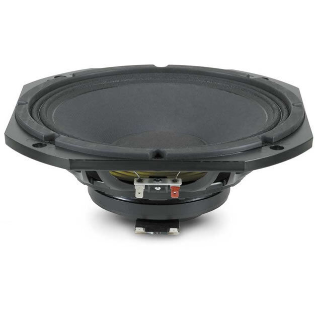 18 Sound 10NDA610 8ohm 400Watt Very High Output Neodymium MF