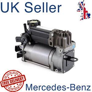 Details about Mercedes-Benz S (W220) E (W211) CLS (W219) CLASS Air  Suspension Compressor WABCO