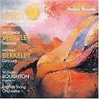 Tippett: Corelli Fantasia; Lennox Berkeley: Serenade; Michael Berkeley: Coronach (2008)