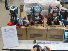 A-Stone Transformers Brave Grand Fortress Maximus Set of 3 Japan Wonderfest Ltd
