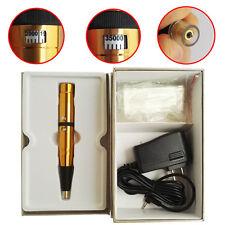 Microblading Permanent Makeup Pen Machine Power Eyebrow Lips Tattoo Supply Kit