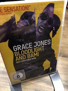 Grace Jones: bloodlight and Bami (OMU) di Sophie fi...   DVD   stato molto bene