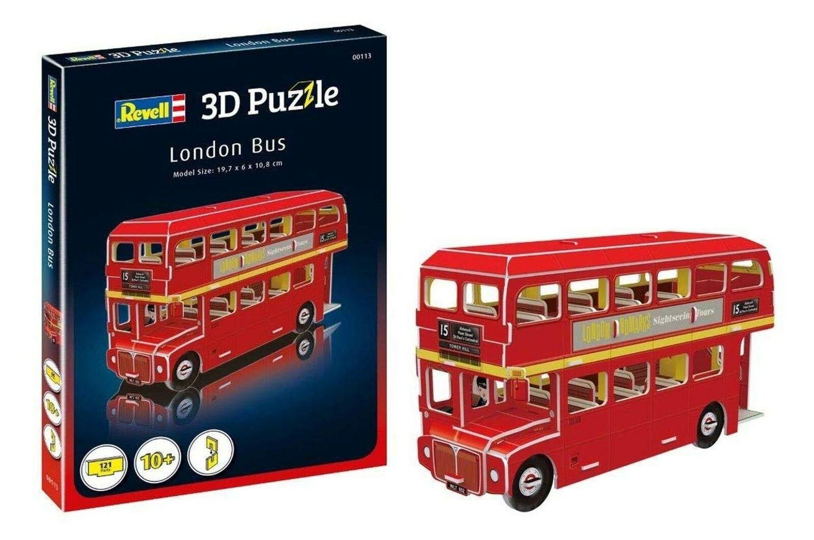 REVELL 00113 3D Puzzle,  multi-couleur  le prix le plus bas