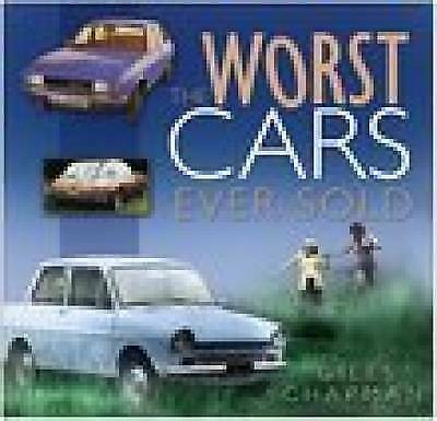 The Worst Cars Ever Sold, Giles Chapman | Paperback Book | Good | 9780750947145