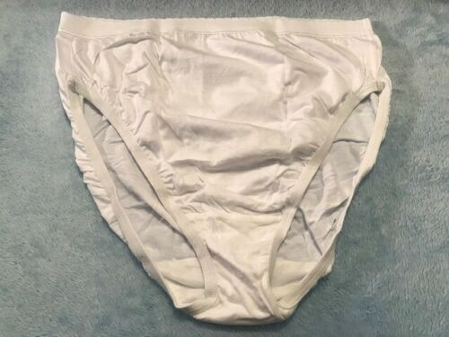 Qty New Breezies Set of Cotton Hi-Cut Panties with UltimAir Choose Size Color
