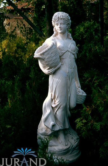 Scultura da Giardino Pietra Sculture Statue Decorazione Giardino Decorazione