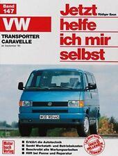 REPARATURANLEITUNG JETZT HELFE ICH MIR SELBST 147 VW TRANSPORTER CARAVELLE T4
