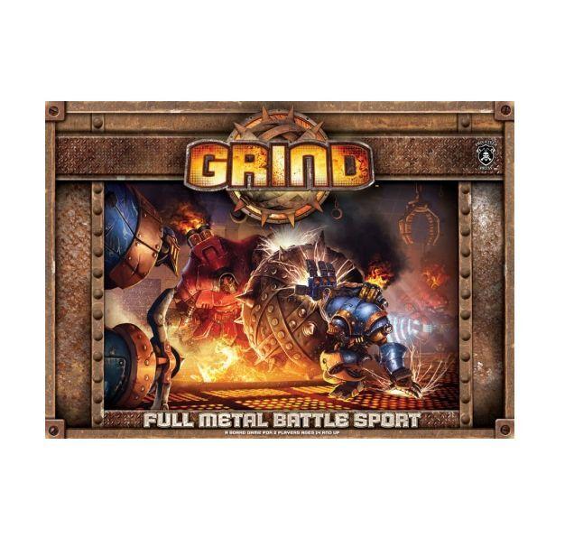 Grind  Full Metal Batalla Sport, Nuevo