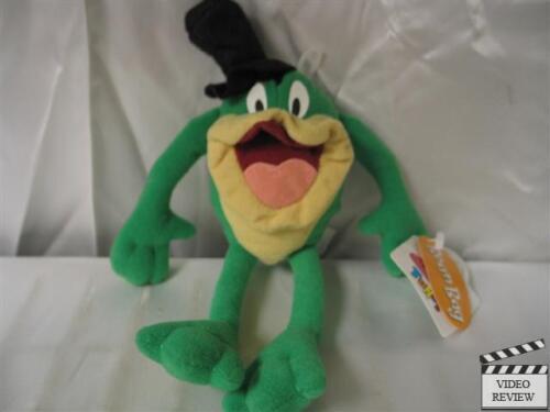 Frog 8 inch beanbag plush doll; Applause NEW Michigan J