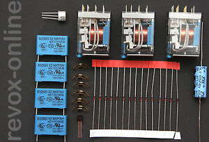 Reparatursatz-fuer-alle-Revox-A77-mit-Laufwerksteuerung-1-077-370-Repairkit