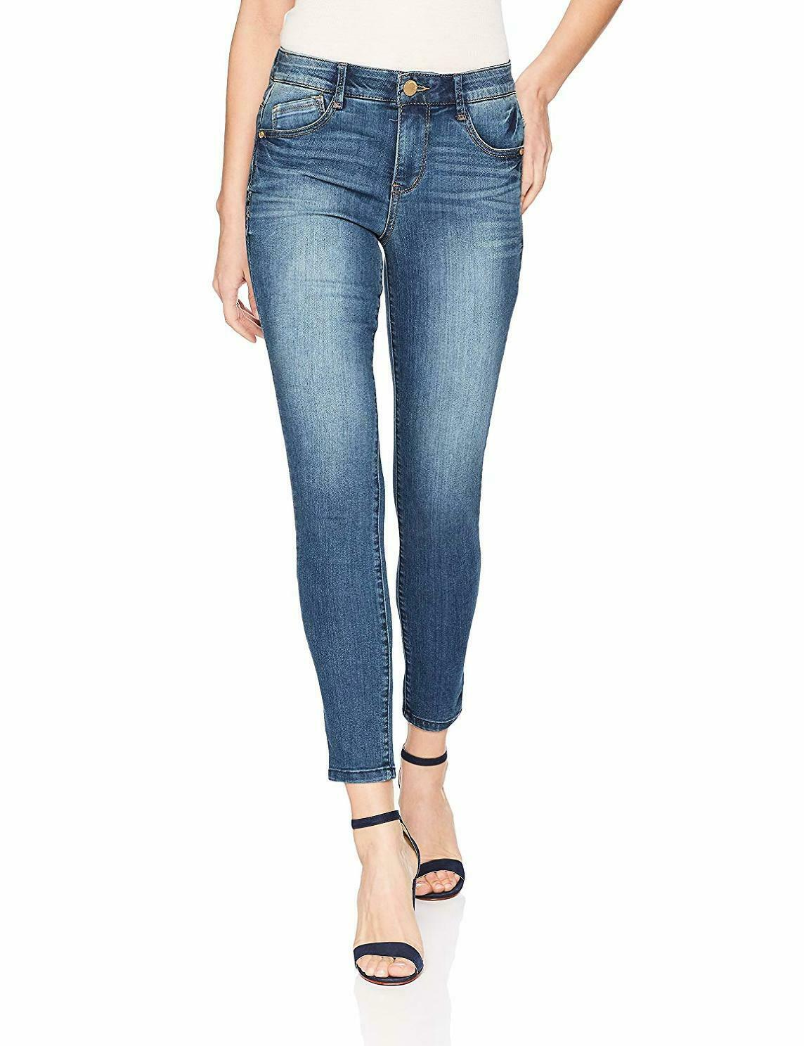 Democracy Women's High Rise Ab Solution Jegging - Choose SZ color